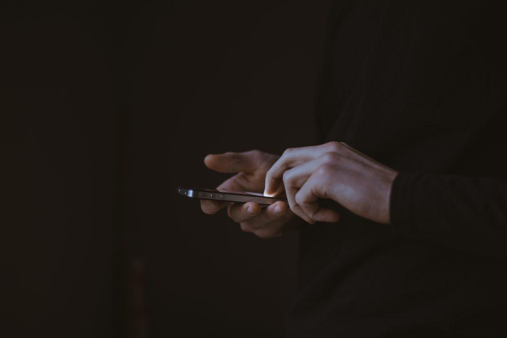 lavorare da smartphone