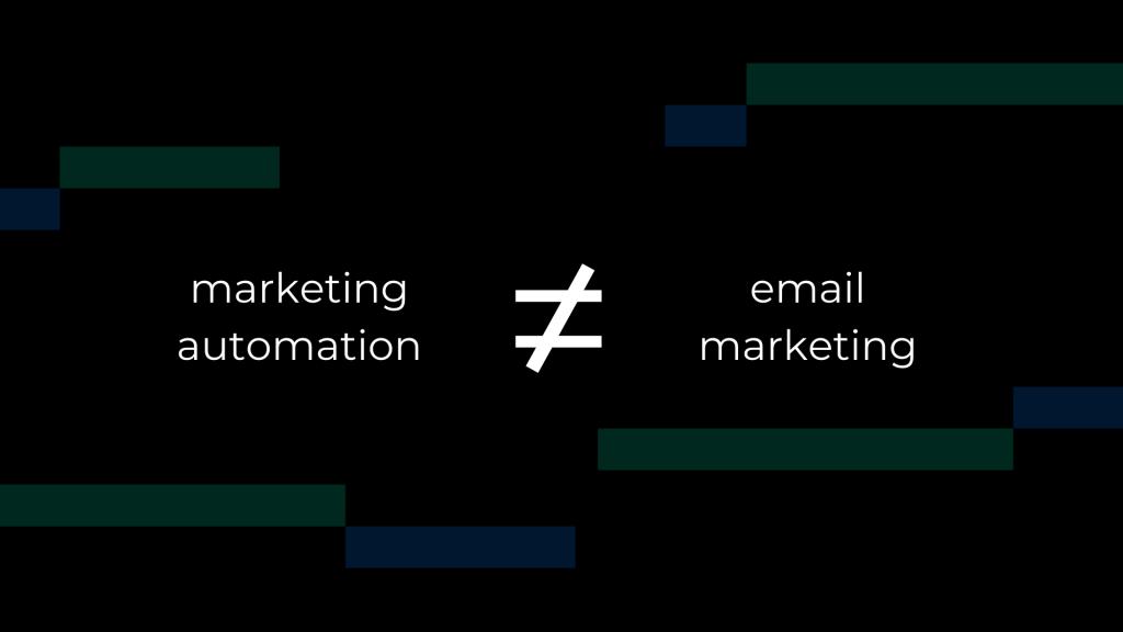 marketing automation e email marketing
